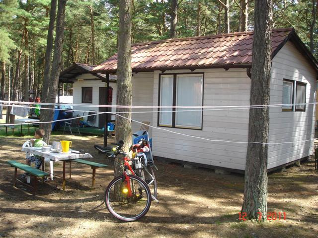 W tym kampingu mieszkaliśmy.