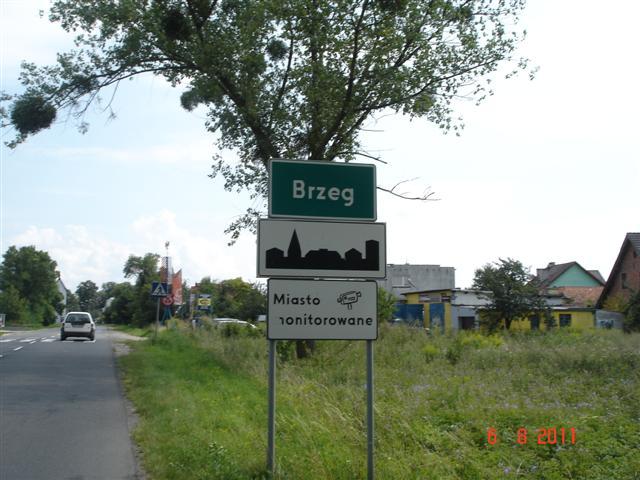 Dopłynąłem ;) do Brzegu