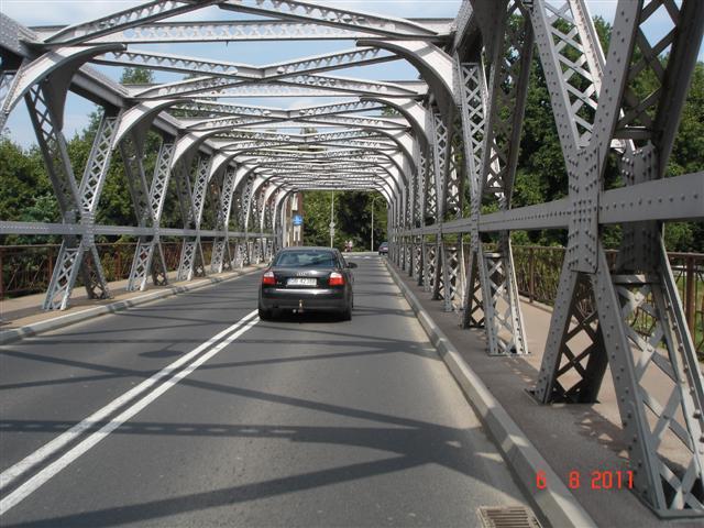 Most przez Odrę