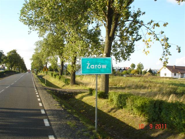 Dojechałem do Żarowa