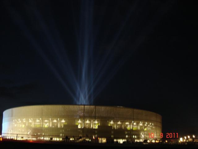 Rzut oka na Stadion przed pojedynkiem Adamek vs. Kliczko