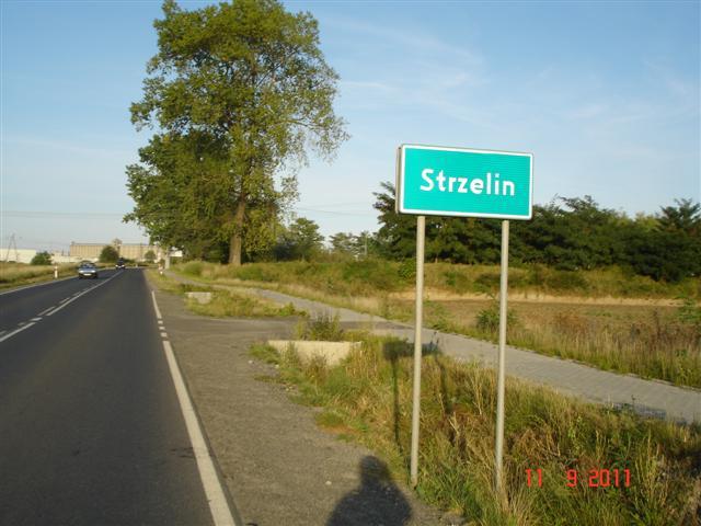 Zachodni wjazd do Strzelina