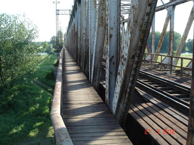 Przejście przez most