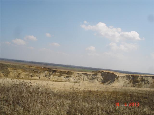 Kopalnia piasku