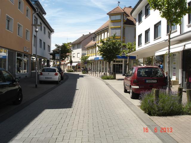 Gross Gerau - centrum