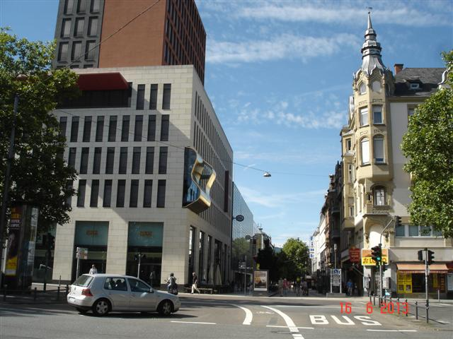 Wiesbaden Stare Miasto