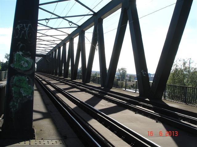 Most na Renie między Wiesbaden i Mainz