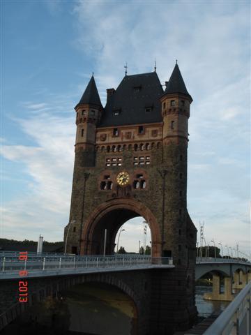 Most na Renie w Worms