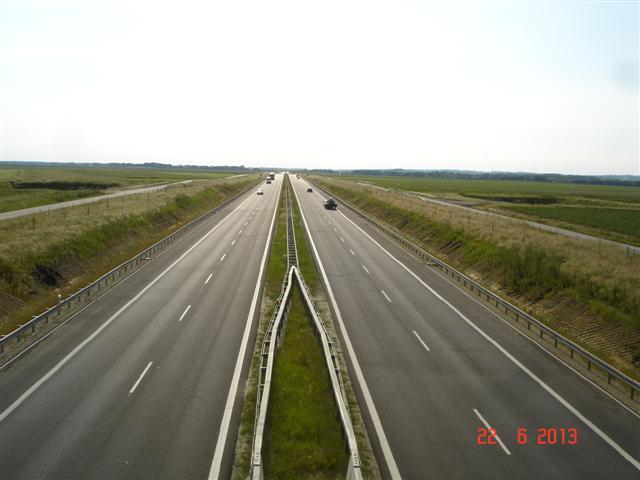S8 w kierunku Wrocławia