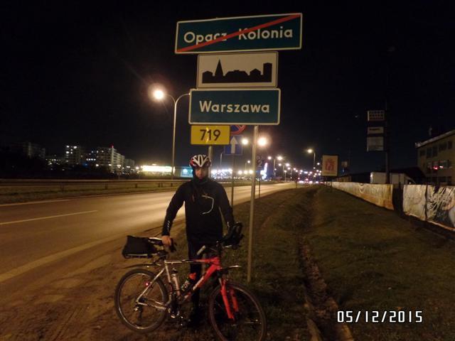 Warszawa też :)
