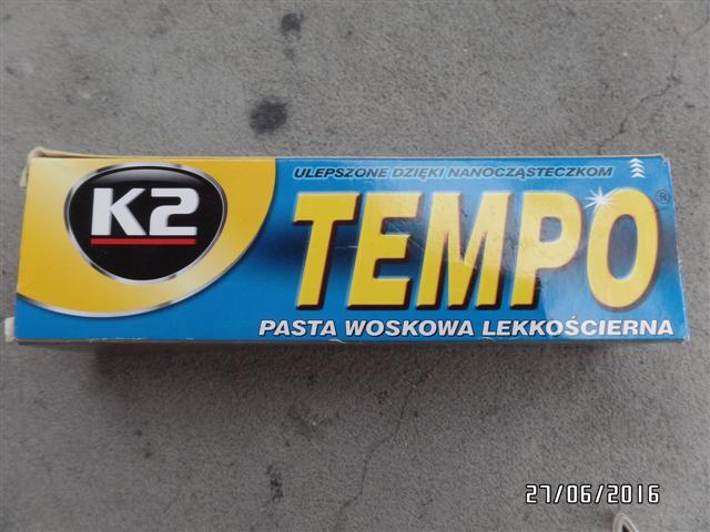 Pasta lekkościerna TEMPO